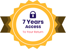 7 years of access to your return badge